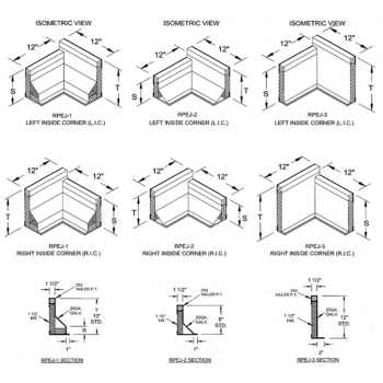 RPEJ 1-2-3 Inside Corners